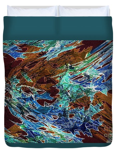 Abstract Pattern 6 Duvet Cover