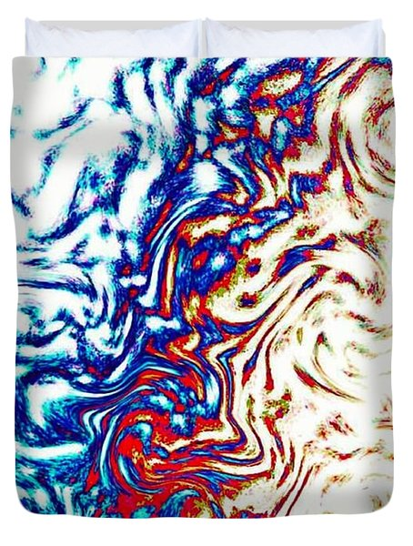 Abstract Photography 002-16 Duvet Cover