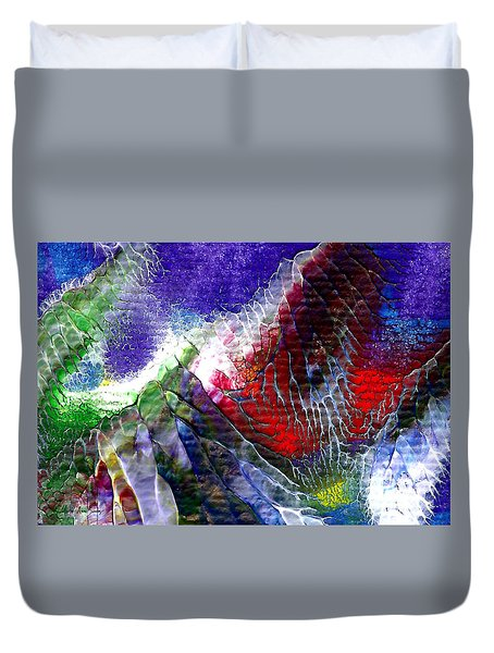 Abstract Series 0615a-3 Duvet Cover