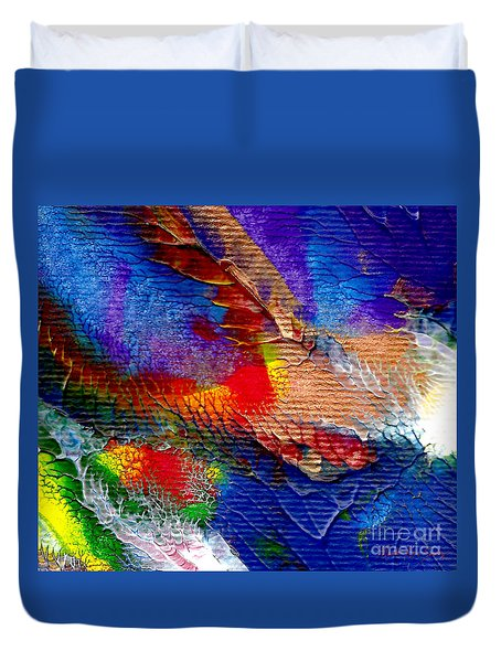 Abstract Series 0615a-5 Duvet Cover