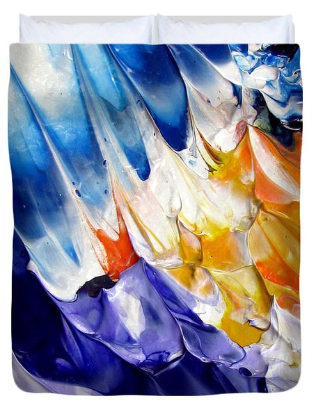 Abstract Series 0615a-6p2 Duvet Cover