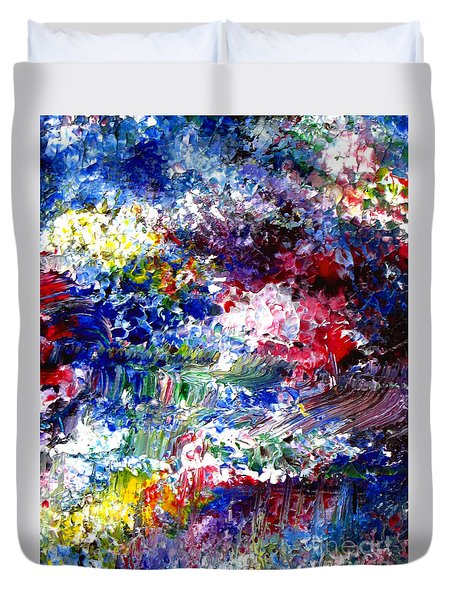 Abstract Series 070815 A2 Duvet Cover
