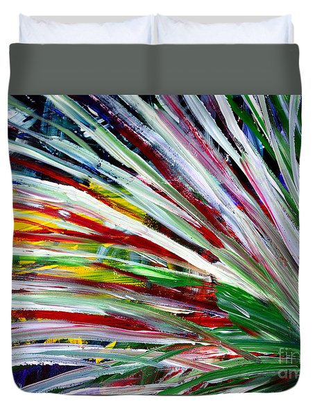 Abstract Series C1015cl Duvet Cover