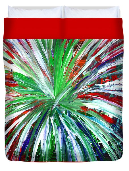 Abstract Series C1015dl Duvet Cover