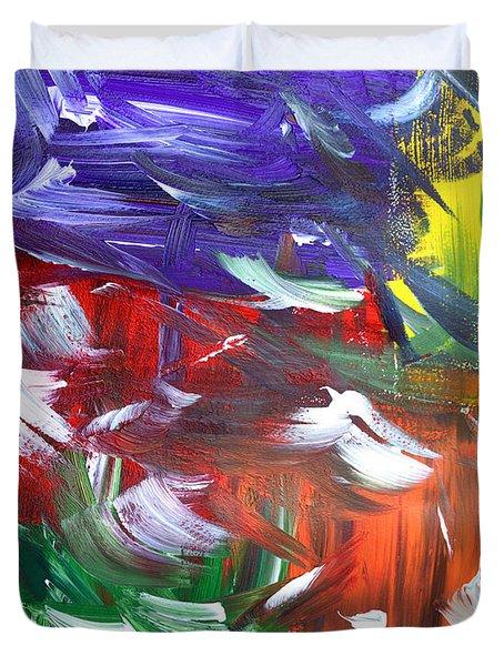 Abstract Series E1015ap Duvet Cover