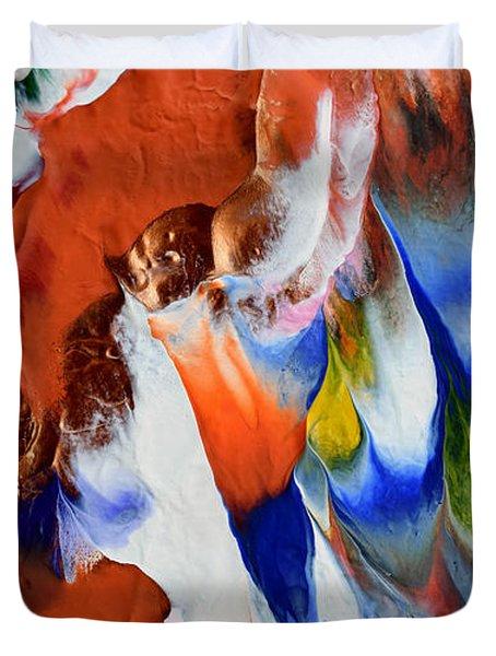 Abstract Series N1015bp Copy Duvet Cover