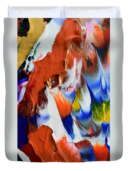 Abstract Series N1015bp Copy Duvet Cover