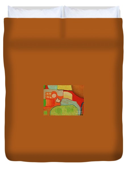 Abstraction123 Duvet Cover