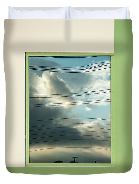 Abstritecture 19 Duvet Cover