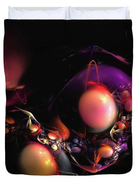 Abundance Duvet Cover by Sipo Liimatainen