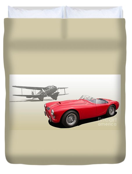 Ac Ace Duvet Cover