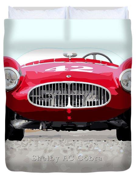 Ac Cobra Duvet Cover by Gary Grayson