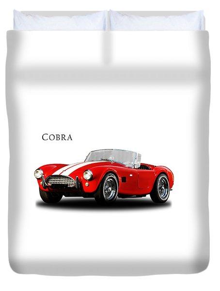 Ac Cobra Mk2 1963 Duvet Cover