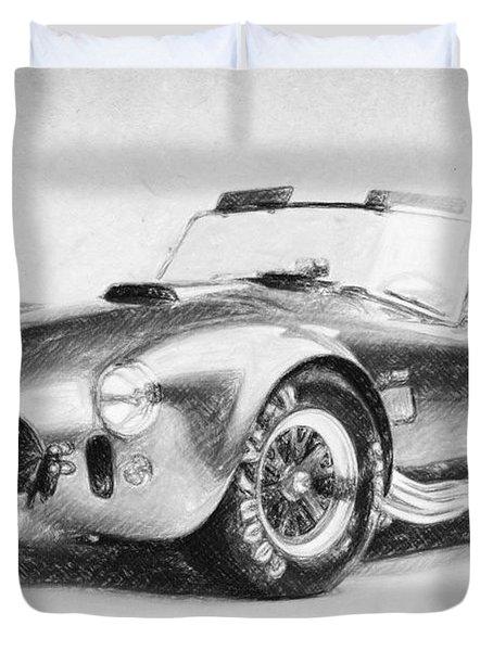 Ac Cobra Shelby 427  Duvet Cover