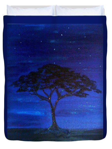 Acacia Duvet Cover