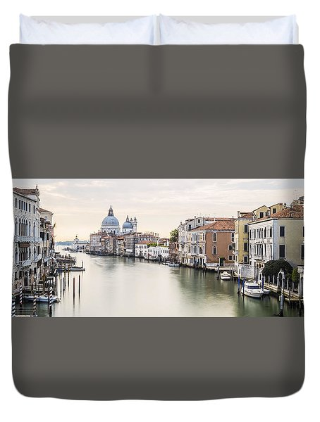 Accademia Bridge Duvet Cover