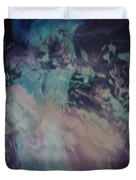 Acid Wash Duvet Cover