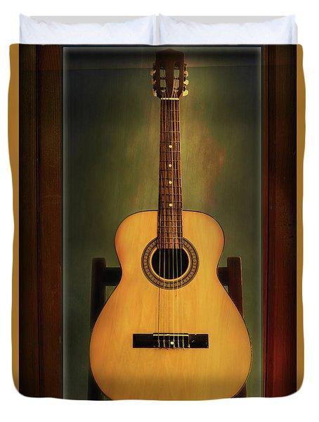 Acoustics Duvet Cover