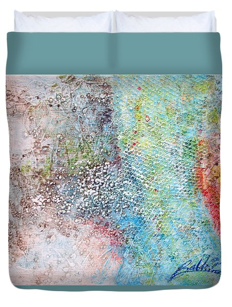 Abstract 201108 Duvet Cover