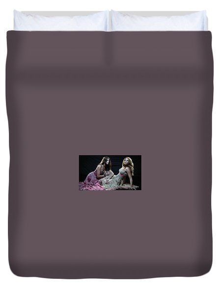 Actor Duvet Cover