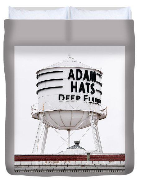Adams Hats Deep Ellum Texas 061818 Duvet Cover