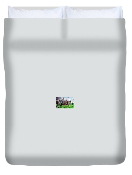 Adare Manor Co Limerck Ireland Duvet Cover