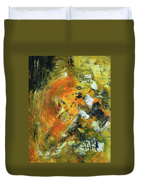 Addicted To Chaos Duvet Cover by Everette McMahan jr