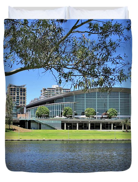 Adelaide Convention Centre Duvet Cover