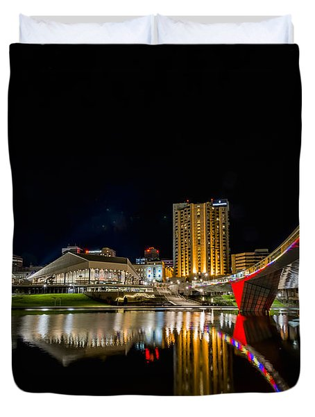 Adelaide Riverbank Duvet Cover