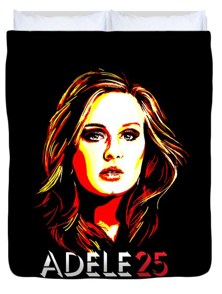 Adele 25-1 Duvet Cover by Tim Gilliland