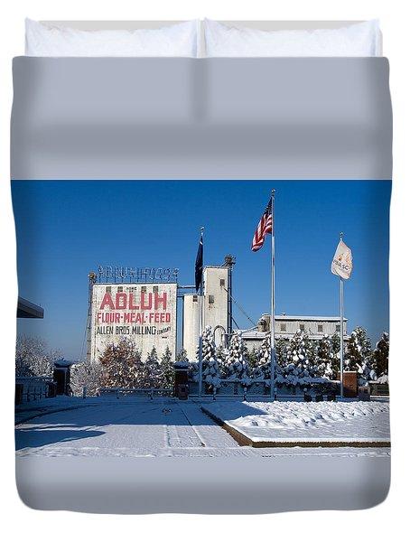 Adluh Flour 2010 Duvet Cover