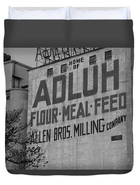 Adluh Flour 2012 A Duvet Cover