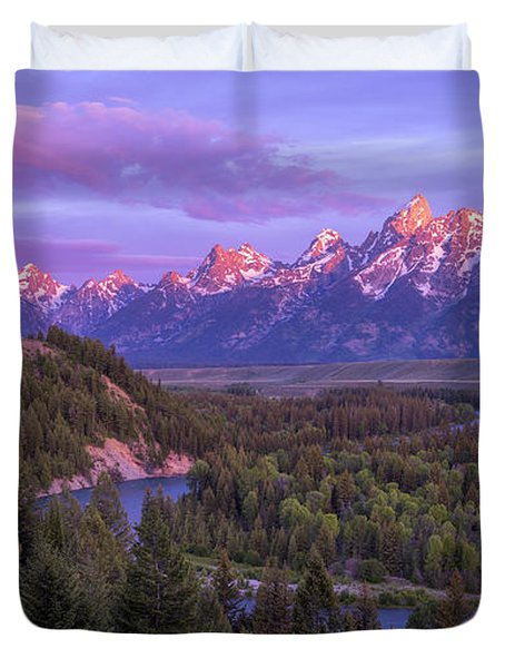 Admiration Duvet Cover