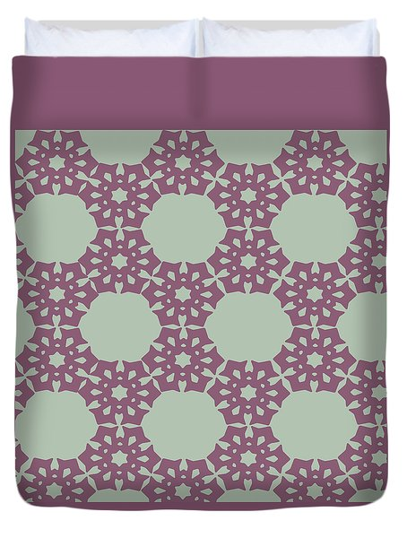 Adornment Duvet Cover by Udai Singh