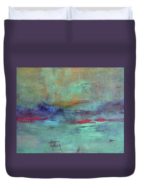 Adrift Duvet Cover by Filomena Booth