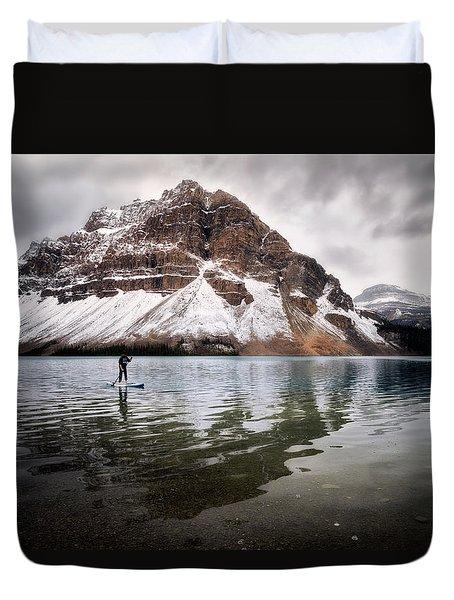 Adventure Unlimited Duvet Cover