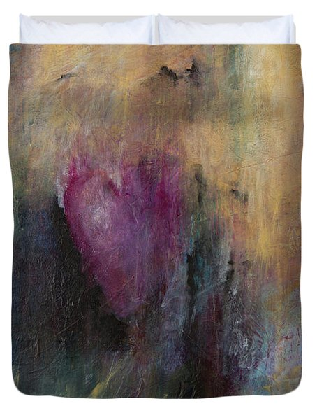 Affairs Of The Heart Duvet Cover
