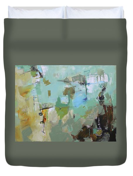 Afflable Duvet Cover by Elizabeth Chapman