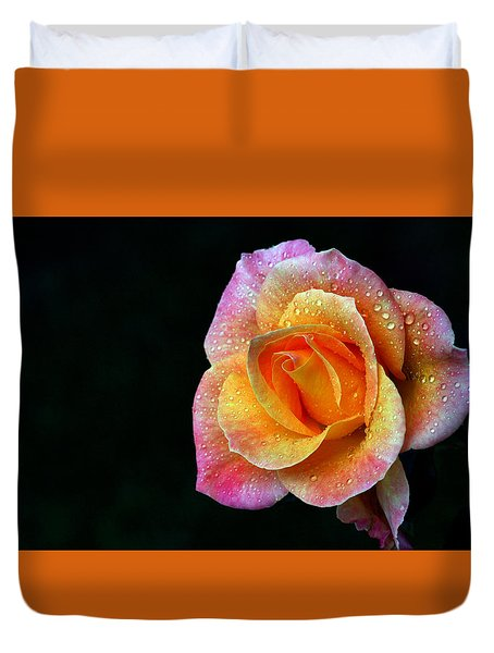 Aflame Duvet Cover by Doug Norkum