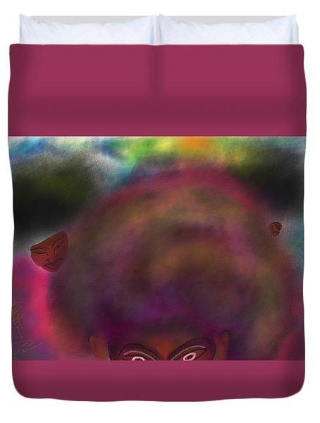 Afrod 1 Duvet Cover