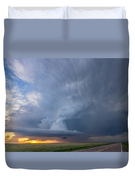 After Effects Duvet Cover