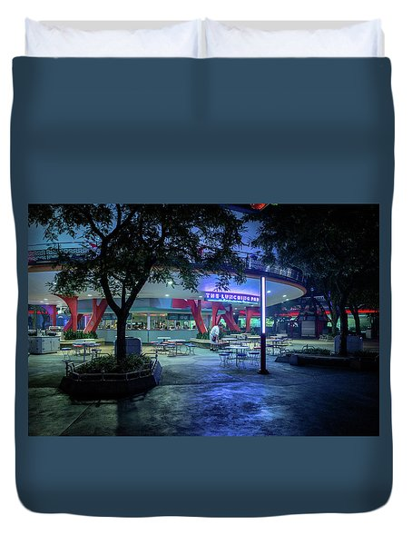 After Hours Duvet Cover