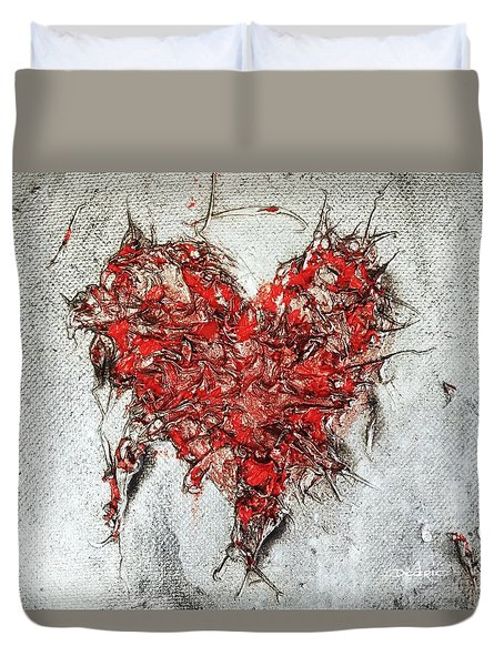 After Love Duvet Cover