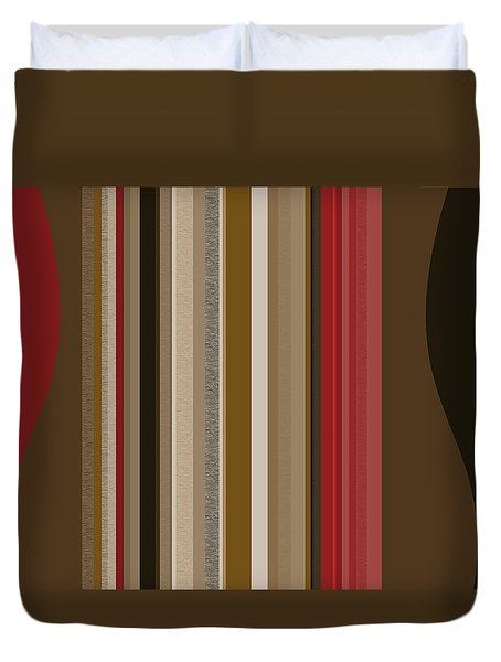 After Midnight Two Duvet Cover
