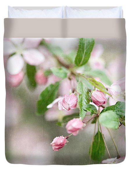 After The Rain Duvet Cover by Lisa Russo