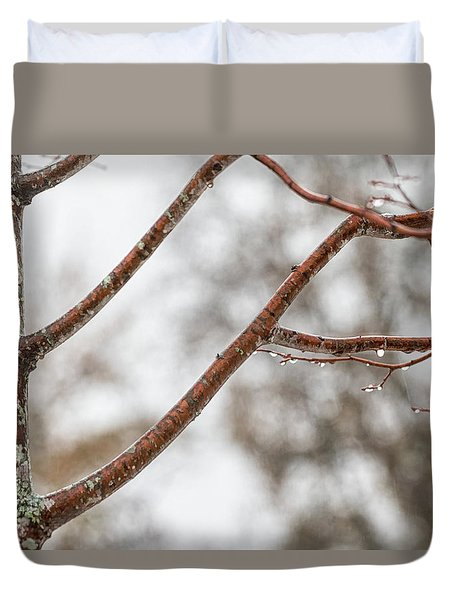 After The Snow 2 -  Duvet Cover