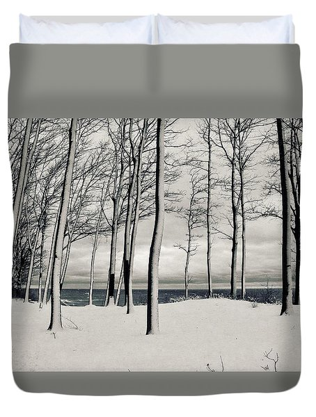 After The Storm 2.0 Duvet Cover