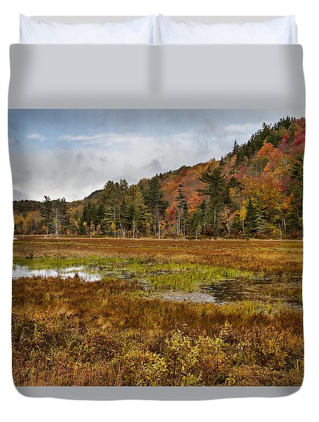 After The Storm  Duvet Cover by Betty  Pauwels