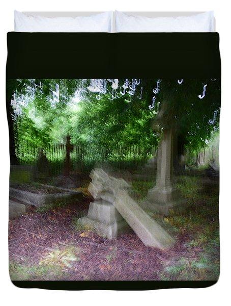 Afterlife Duvet Cover