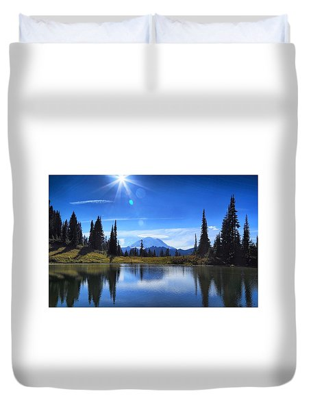 Afternoon Delight 2 Duvet Cover